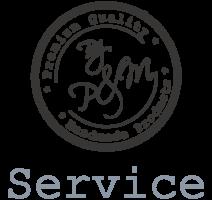 Bij P&M – Service